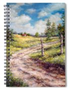 Old Home Place Spiral Notebook