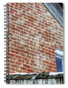 Old House 13098 Spiral Notebook