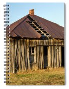 Old House Place Arkansas 2 Spiral Notebook