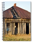 Old House Place Arkansas 3 Spiral Notebook
