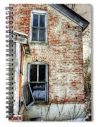 Old House Two Windows 13104 Spiral Notebook