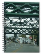 Old Iron Sides Spiral Notebook