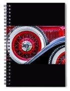 Old Jag Spiral Notebook