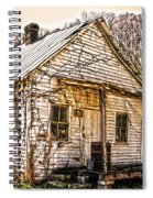 Old Kentucky Store Long Gone Spiral Notebook