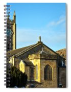 Old Kilpatrick Church 01 Spiral Notebook