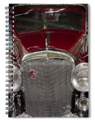 Old Lasalle  Spiral Notebook