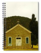 Old Lincoln City Church Spiral Notebook
