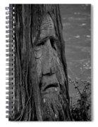 Old Man River Spiral Notebook