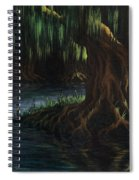 Old Man Willow Spiral Notebook