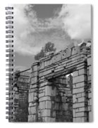 Old Marble Mill Spiral Notebook