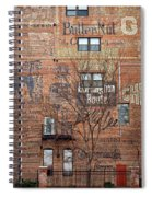 Old Market - Omaha - Metz Building - #1 Spiral Notebook