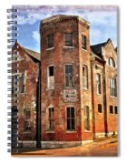 Old Mill Museum Spiral Notebook