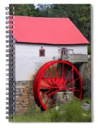 Old Mill Of Guilford Spiral Notebook