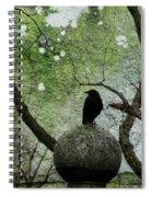 Old Moss Spiral Notebook