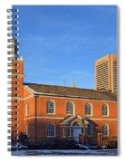 Old Otterbein United Methodist Church Spiral Notebook