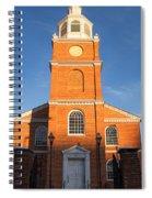 Old Otterbein United Methodist Church Entry Spiral Notebook