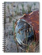 Old Paint Spiral Notebook