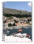 Old Port Spiral Notebook