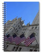 The Old Post Office Or Trump Tower Spiral Notebook