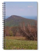Old Rag Mountain Spiral Notebook