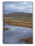 Old Range Barn Spiral Notebook