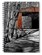 Old Red Bridge Spiral Notebook