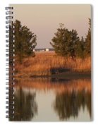 Old Roads And Bridges South Jersey Spiral Notebook