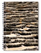 Old Roof Spiral Notebook