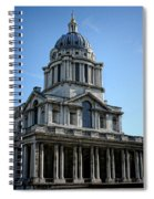 Old Royal Naval College Spiral Notebook