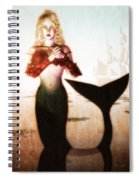 Old Sailors Dream - The Mermaid Spiral Notebook