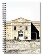 Old School II Spiral Notebook