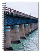 Old Seven Mile Bridge Spiral Notebook