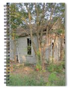 Old Shack Spiral Notebook