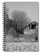 Old Shed Spiral Notebook