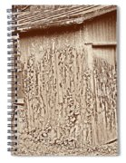 Old Shed Spiral Notebook