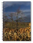 Old Shepherd's Hut Spiral Notebook