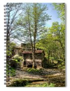 Old Smithy No1 Spiral Notebook