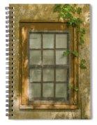 Old St Augustine Window Spiral Notebook