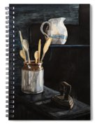 Old Still Life Spiral Notebook