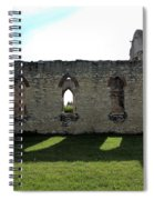 Old Stone Church 3 Spiral Notebook
