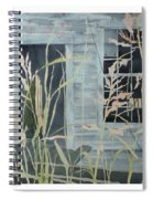 Old Store At June Bug Road Spiral Notebook