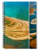 Old Style Topsail Spiral Notebook
