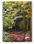 Old Swimming Hole Spiral Notebook