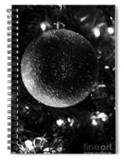 Old Time Christmas Spiral Notebook