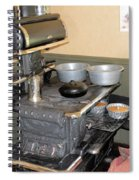 Old Time Cooking 7940 Spiral Notebook
