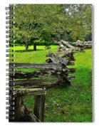Old Time Tradition Spiral Notebook