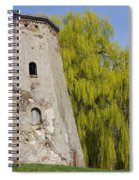 Old Tower Spiral Notebook