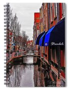 Old Town Delft Spiral Notebook
