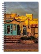 Old Town Emporium Spiral Notebook