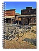 Old Town Mainstreet Spiral Notebook